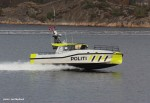 15 m High Speed Patrol Vessel for the Oslo Police